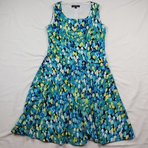 New Jones Studio Midi Dress